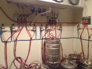 The Coil Men beer system